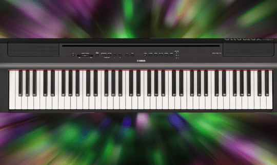 Test: Yamaha P-121, Stagepiano