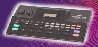 Black Box: Yamaha RX8 Drumcomputer