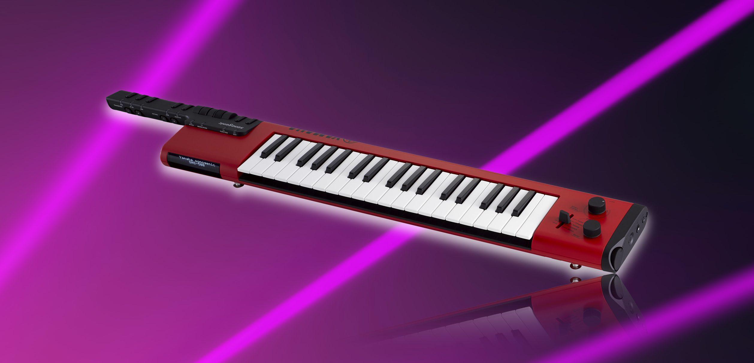 Yamaha Sonogenic SHS-500, Keytar