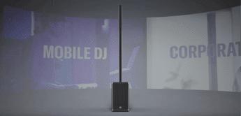 Yamaha Stagepas 1k – mobile Säulenlautsprecher