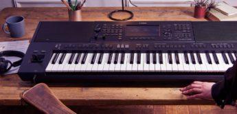 Yamaha PSR-SX700, PSR-SX900 – neue Digital Workstation Generation