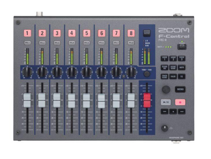 Zoom FRC-8
