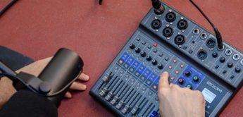 Zoom präsentiert LiveTrak L-8 – Digitalmischpult, Recorder mit Effekten