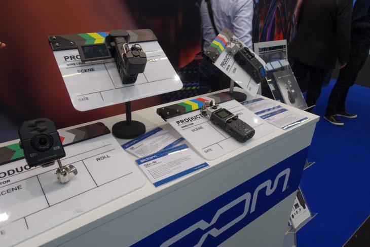 Zoom Q2n-4K, Q4n, Q8