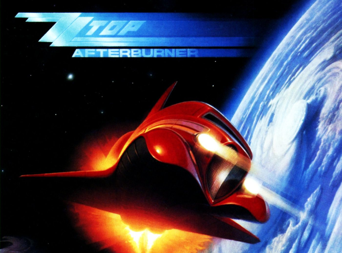 in stock great look superior quality ZZ Top Afterburner (1985): Making of, AMAZONA.de