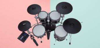 Test: Roland VAD506, VAD503, VAD306, E-Drums