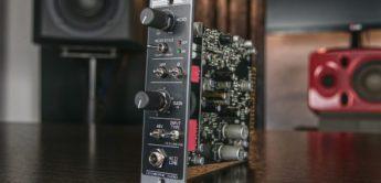 Test: Cranborne Audio Camden 500, API500 Mikrofonvorverstärker