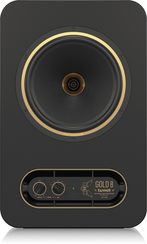 test Tannoy_GOLD-8_Front_L