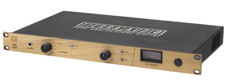 test Tierra Audio Calima Preamp