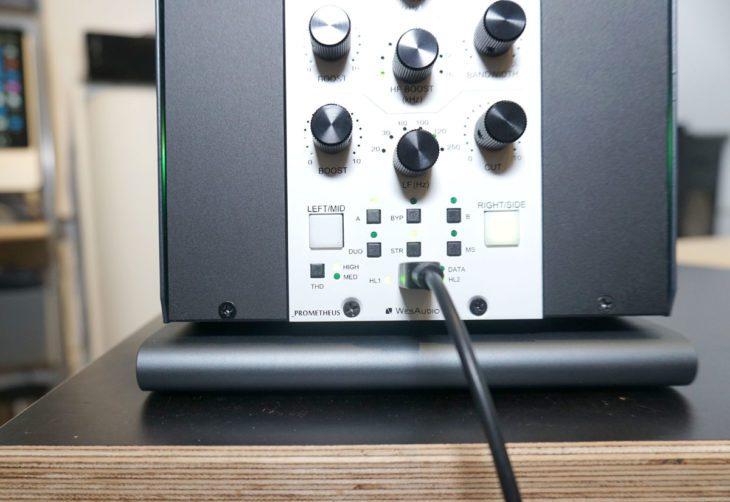 wes audio prometheus