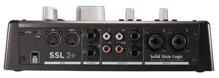 Test: Solid State Logic SSL 2+ USB-Audiointerface