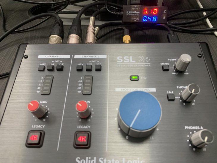 SSL 2 No Load