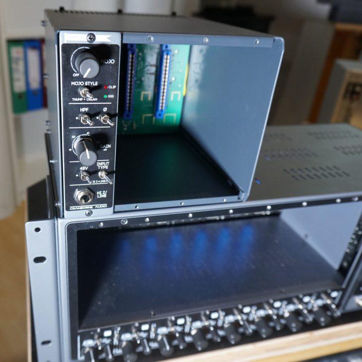 Cranborne Camden 500 audio test preamp