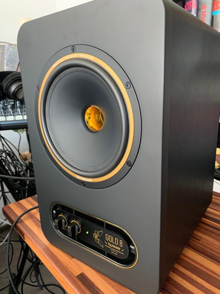 Tannoy_GOLD-8_Full_Front