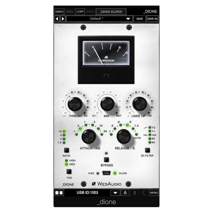 Wes Audio Dione Summenkompressor