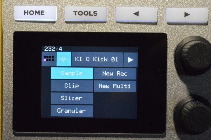 1010music BitBox Micro - Pad-Modi