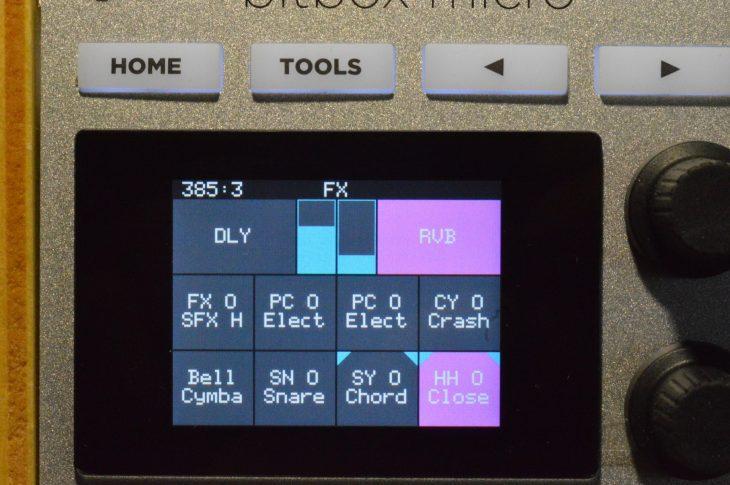 1010music BitBox Micro - Delay und Reverb