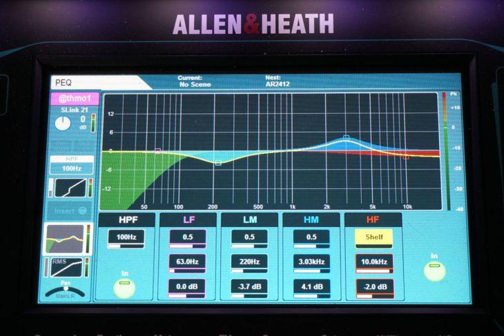 SQ-6 von Allen&Heath