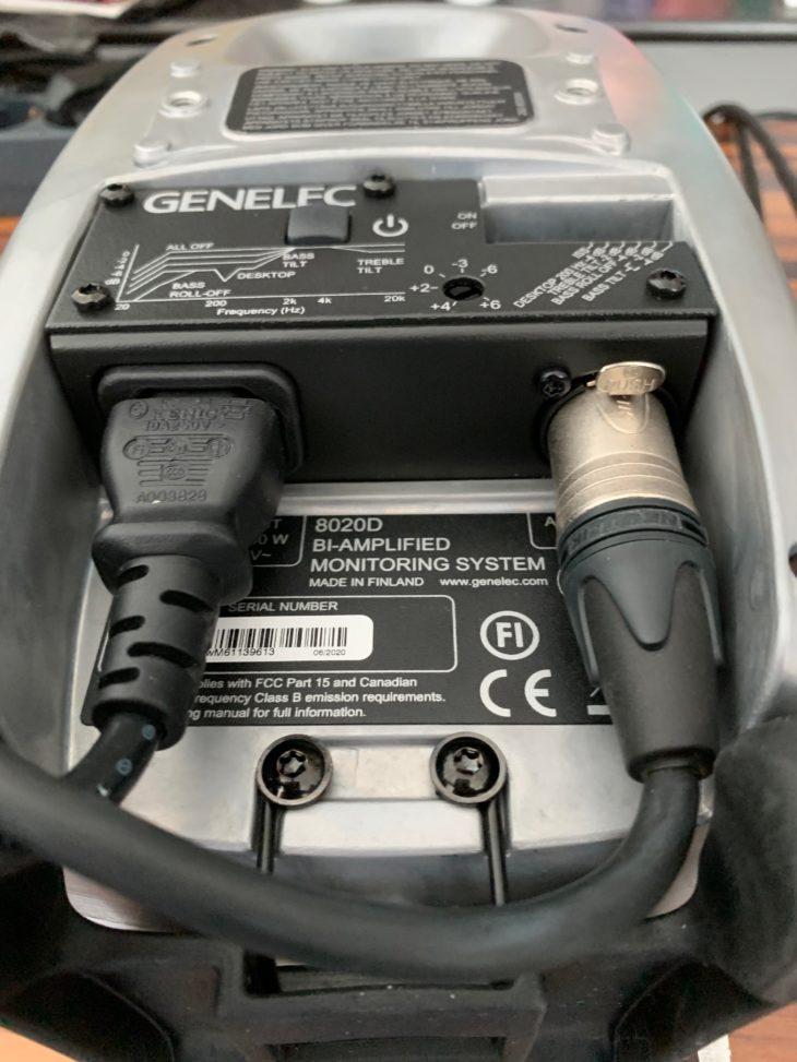 Genelec_8020RAW_connector
