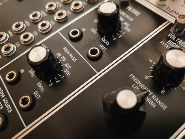 Behringer 923 Filters/Noise