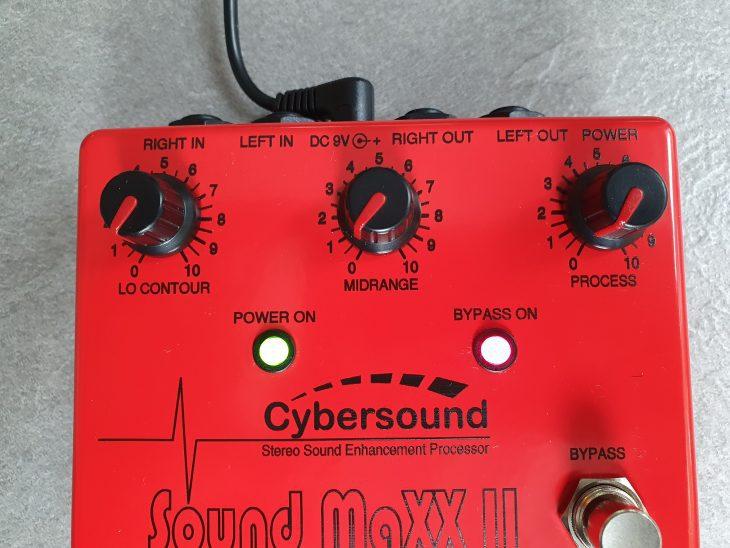 Sound MaXX II von oben