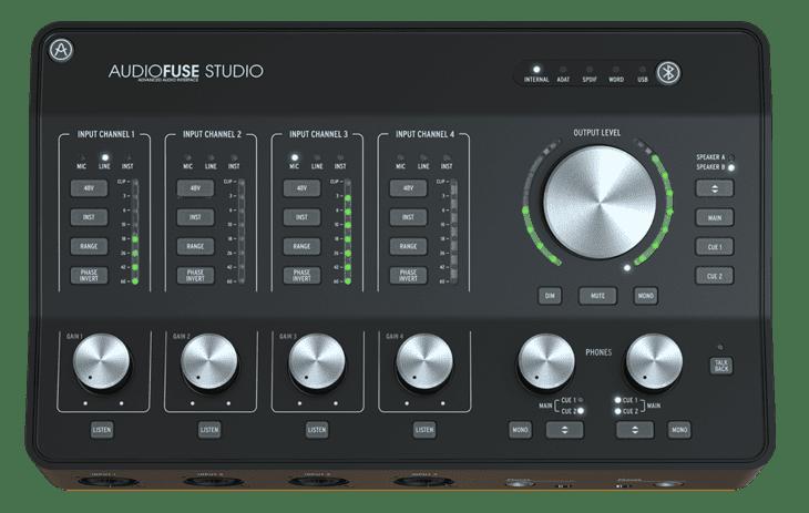 Arturia_AudioFUse_Studio_front