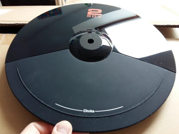 2BOX Drum It Speedlight Kit Crash Pad