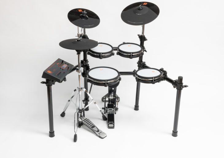 test 2BOX DrumIt Speedlight Kit Back View