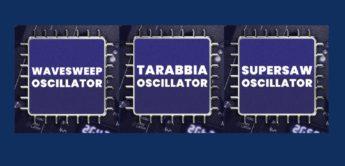 2getheraudio: 3 neue Oszillatoren für Korg Prologue, Minilogue XD, NTS-1