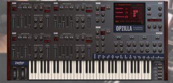 2getheraudio Opzilla, FM-Synthesizer Plugin