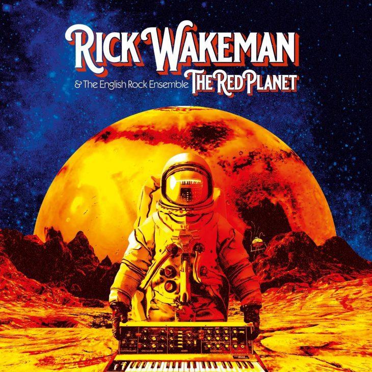"""""""The Red Planet"""" heißt Rick Wakemans neuestes album aus dem Jahr 2020"""