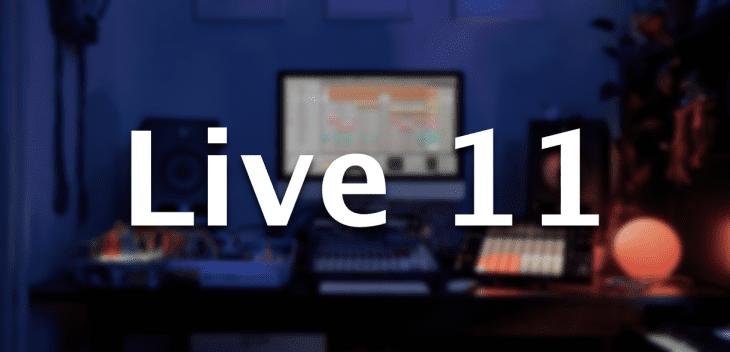 ableton live 11 daw