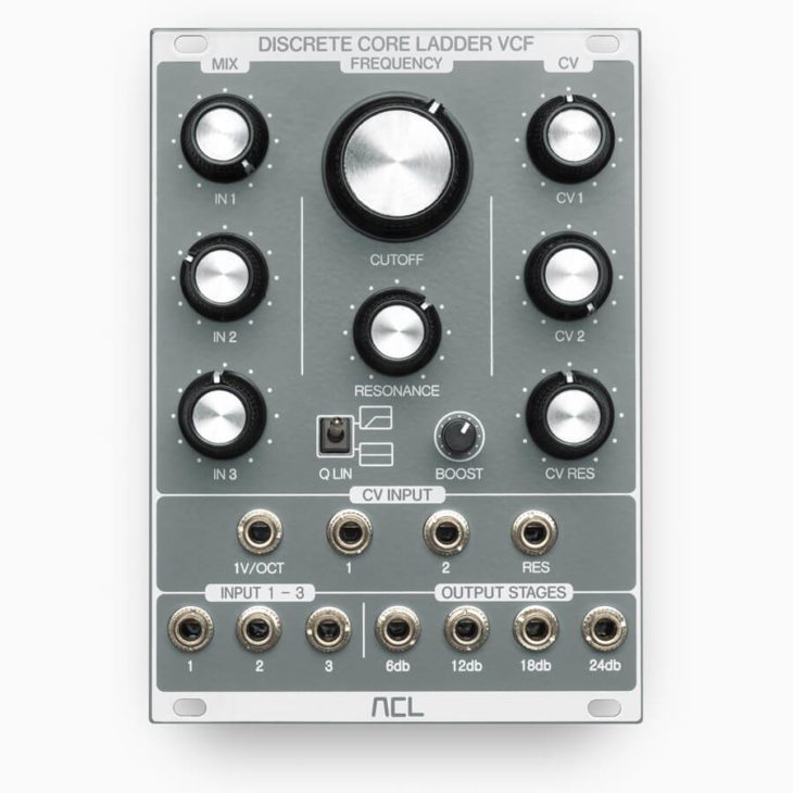 ACL System 2 - Discrete Core Ladder Filter