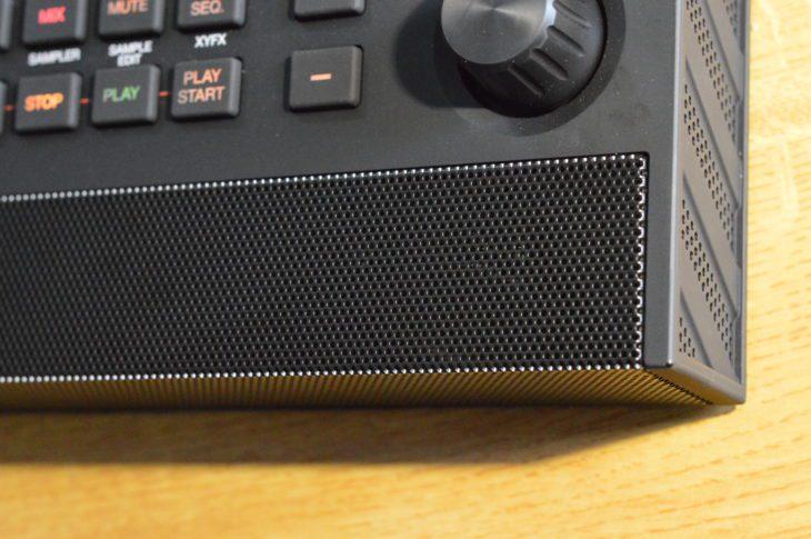 Die Lautsprecher sind lauter als sie aussehen aber nicht wirklich Studioqualität