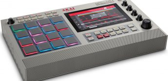 Akai MPC Live II Retro Edition, Sampling Groovebox