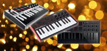 Test: AKAI MPK Mini Mk3, USB-Controllerkeyboard
