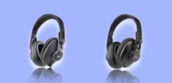 NAMM 2020: AKGs neue Kopfhörer K361-BT und K371-BT