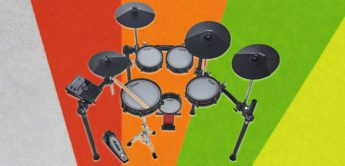 Test: Alesis Crimson II SE Mesh Kit, E-Drums