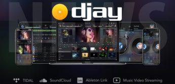 Algoriddim djay Update für Windows, macOS und iOS