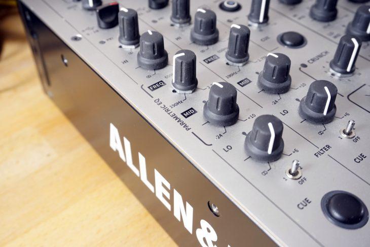 Allen & Heath XONE96 EQ
