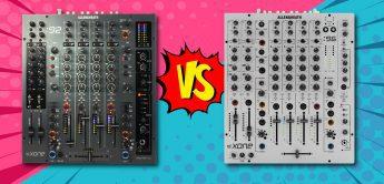 Vergleichstest: Allen & Heath XONE:96 vs. Allen & Heath XONE:92 DJ-Mixer