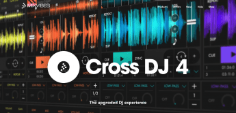 Test: Mixvibes CrossDJ 4 DJ-Software