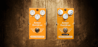 Test: Mad Professor Amber Overdrive Distortion Pedal