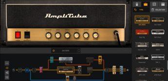 News: IK Multimedia Amplitube 5 kommt raus!