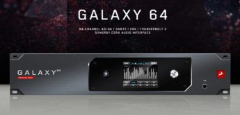antelope audio galaxy 64