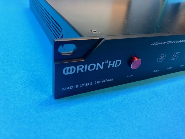 test Antelope Audio Orion3 HD