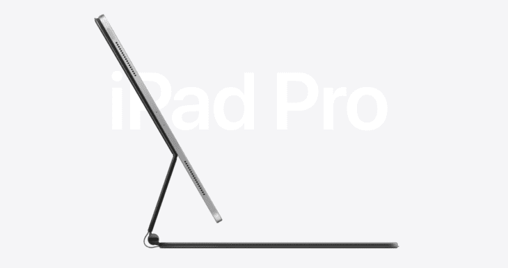 Apple iPad Pro Early 2020 Magic Keyboard