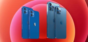 Apple iPhone 12 mini, 12, 12 Pro und 12 Pro Max, Herbst 2020