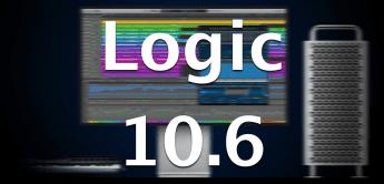 Apple Logic X 10.6 ist da – DAW-Update für bessere Performance?