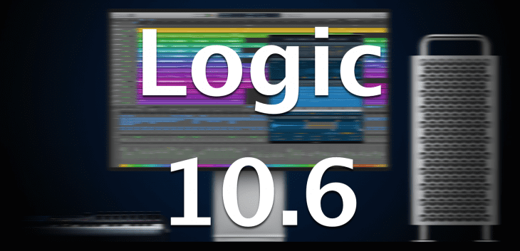 apple logic 10.6